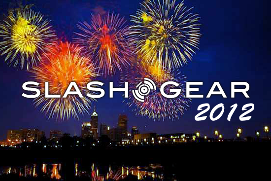 Happy New Year's from SlashGear!