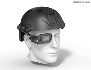 Vuzix to introduce Ghost Recon-themed HUD glasses at CES