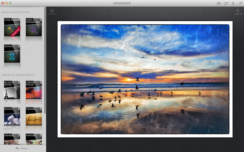 Snapseed Desktop hits Mac App Store, coming to Android