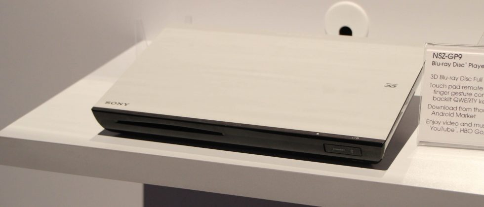 Sony Google TV second generation hands-on