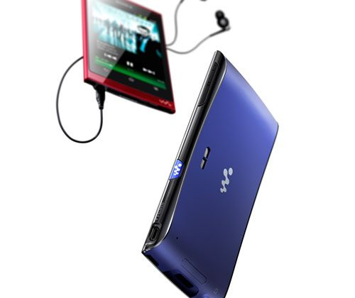 Sony Walkman Z Series gets official