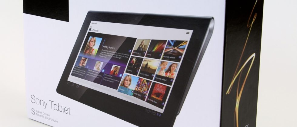 Sony Tablet S gets $100 discount to undercut iPad