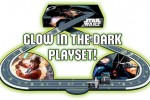 Star Wars slot car sets don't use cars