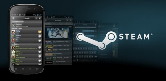 steam-android