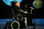 Stephen Hawking starts wheelchair geek hunt