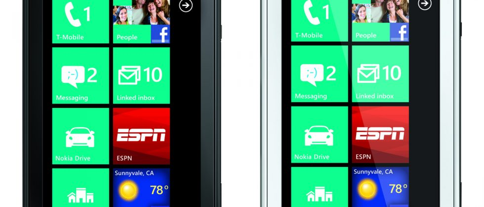 T-Mobile Nokia Lumia 710 on sale now