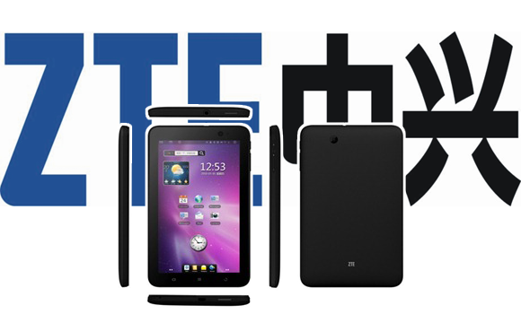 ZTE V9A Light Tab 2 Android tablet revealed
