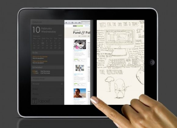Apple rejects Taposé iPad app for Microsoft Courier fans