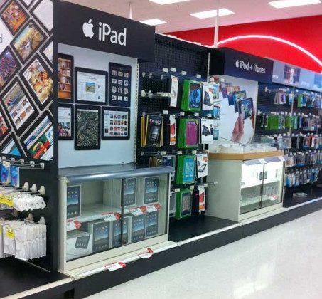 Target confirms Apple mini-store plans