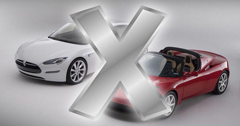 Tesla Model X electric SUV reveal on February 9