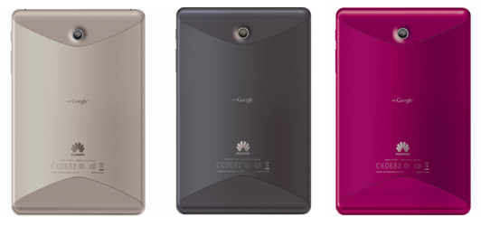Huawei MediaPad joins ranks of officially licensed ICS machines