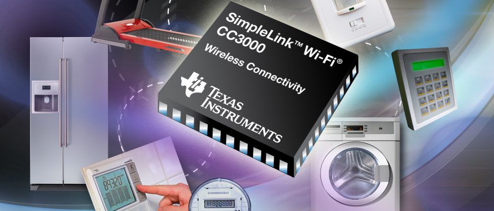 TI spurs Internet of Things with easy-embed WiFi chip