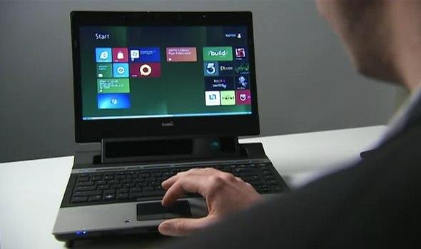 Tobii Gaze adds eye-navigation to Windows 8 Metro UI