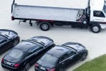 Megaupload CEO raid captures 18 luxurious cars and one motorcycle