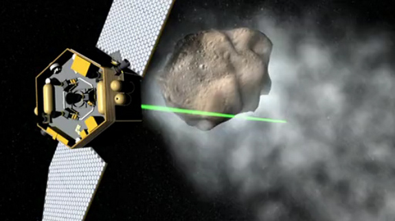 NEOShield international asteroid threat-reduction group forming now
