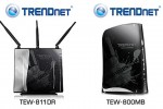 Trendnet shows off 1300Mbps wireless routers and adapters