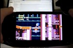 PSP Vita users play Genesis games with an emulator in an emulator