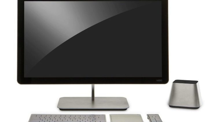 Vizio readies laptops and all-in-ones for low-price PC push