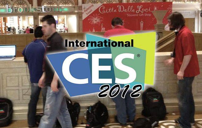 CES 2012: We're here!