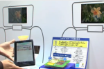 Panasonic demos WiGig with tablet and in-car system