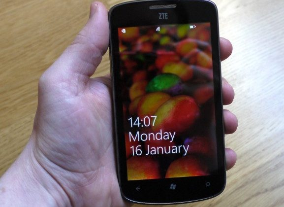 Microsoft gets about $27 for each Windows Phone ZTE makes