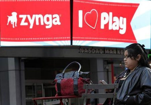 Zynga gobbles up four mobile gaming firms