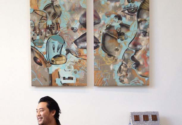 Facebook IPO's biggest winner may be artist David Choe