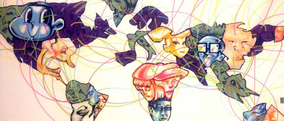 Artist David Choe celebrates massive Facebook cash windfall