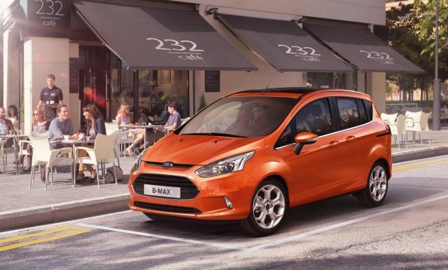 Ford SYNC takes a European roadtrip with B-Max