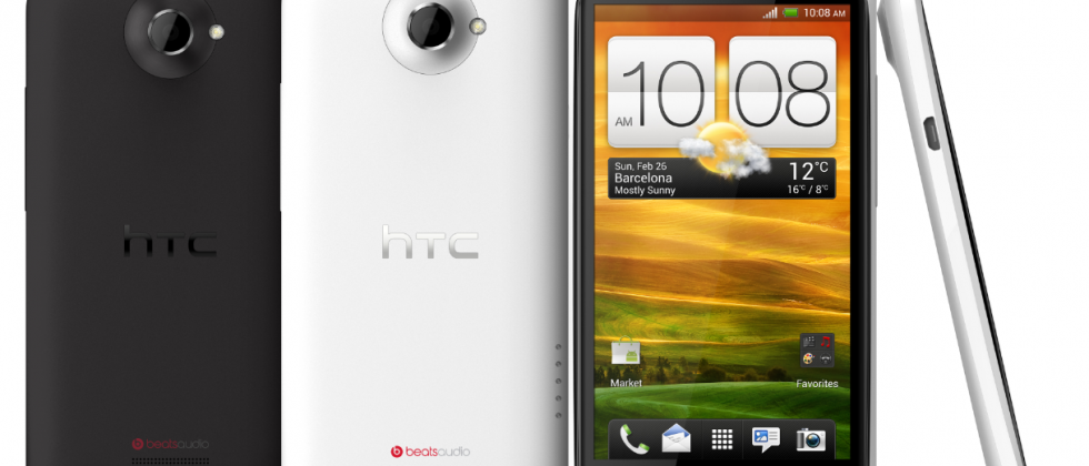 AT&T HTC One X confirmed with Qualcomm dualcore