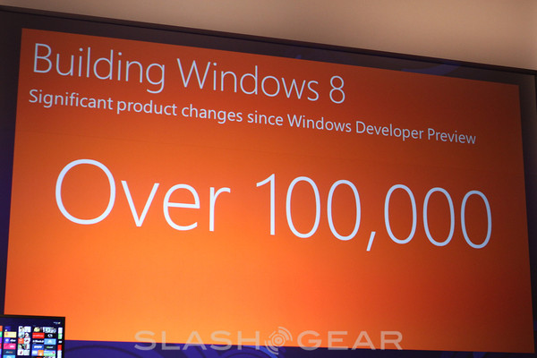 """Microsoft's Sinofsky on Windows 8: """"PCs without compromise"""""""