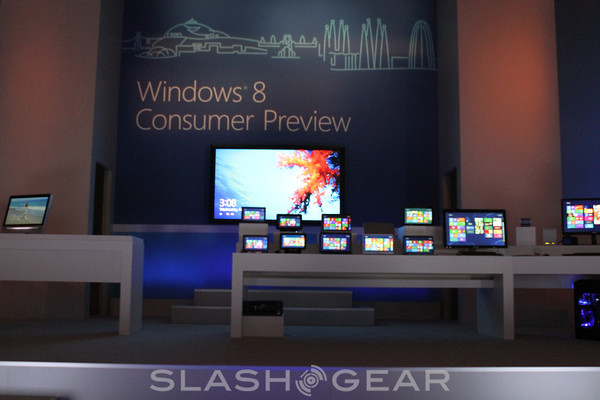 Windows 8 Consumer Preview, we're here!