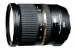 Tamron announces 24-70mm lens with image stabilization
