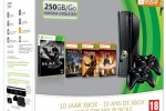 Xbox 360 gets 10th Anniversary Edition in Europe with extra games and accessories
