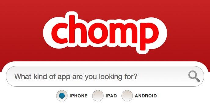 Apple buys Chomp for App Store rework