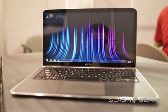 Dell XPS 13 Ultrabook shipping now, starting at $999