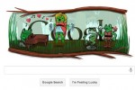 Google Leap Day doodle celebrates composer Giochino Rossini