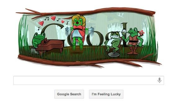Google Leap Day doodle celebrates composer Giochino Rossini