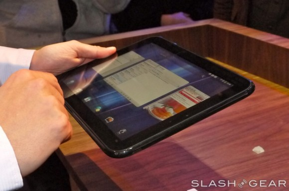 HP's Whitman confirms Windows 8 tablet this year