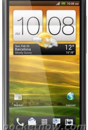 HTC One X prematurely pictured?