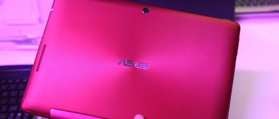 ASUS Transformer Pad 300 Series revealed with Tegra 3 and 4G LTE [Hands-on]