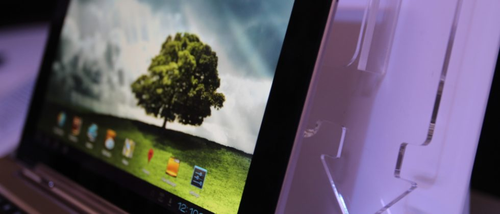 ASUS Transformer Pad Infinity 700 LTE official [Hands-on]