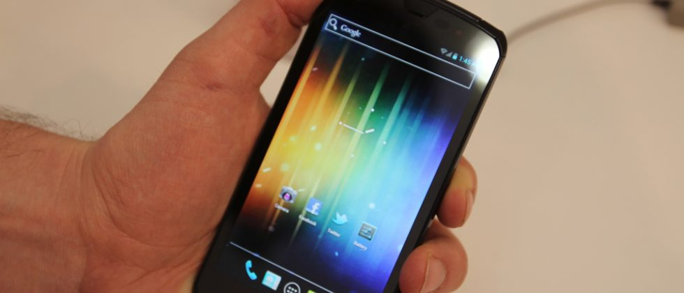 Fujitsu prototype Tegra 3 Android smartphone Hands-on