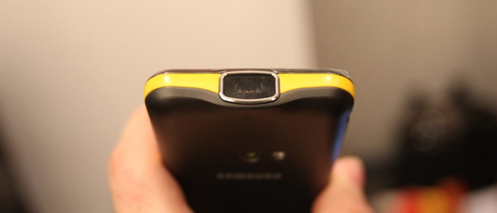 Samsung Galaxy Beam set for summer 2012 release in the UK