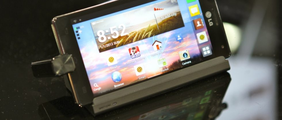 LG Optimus 4X HD priced and dated