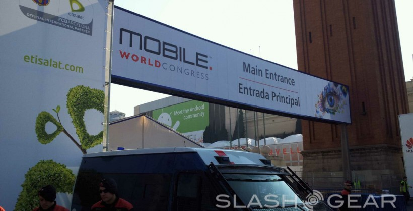 SlashGear Live from Mobile World Congress 2012!