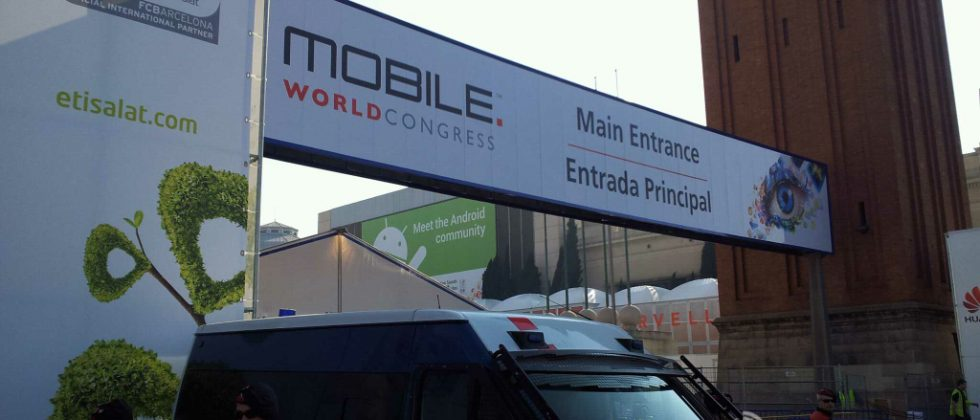 SlashGear Live from Mobile World Congress 2012!