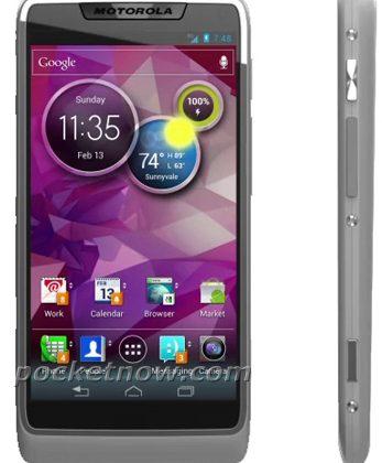 Motorola Medfield phone images leaked