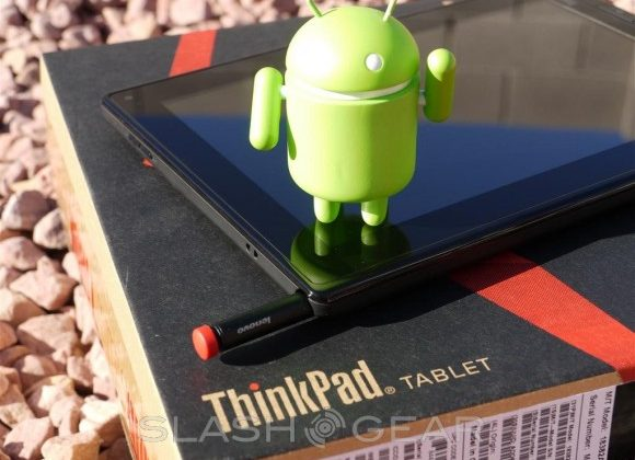 Lenovo ThinkPad Android 4.0 ICS upgrade timeline released