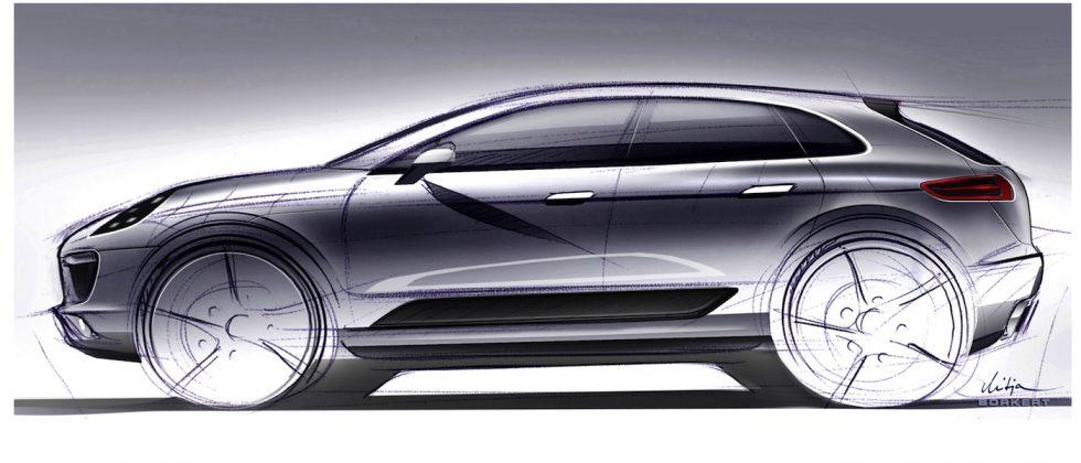 Porsche Macan sports SUV revealed